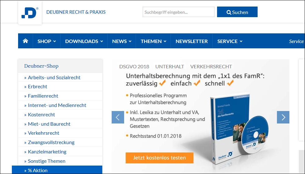 deubner-recht